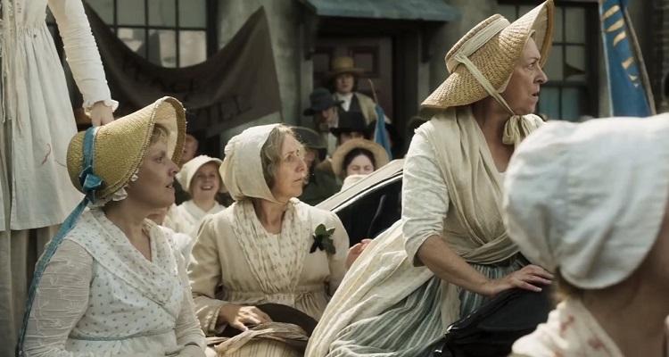 Peterloo women