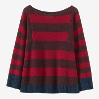 The Toast Stripe Wide Sleeve Sweater and Me - a relationship that was never meant to be